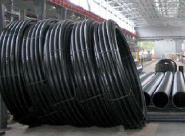 завод по производству труб из пластика